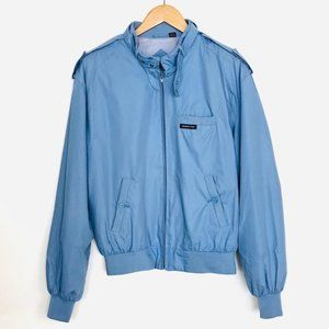 Members Only Iconic Racers Boyfriend Bomber Jacket